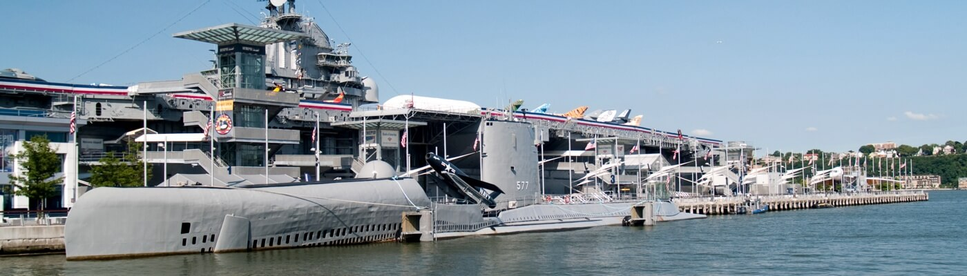 Intrepid Sea, Air & Space Museum, United States